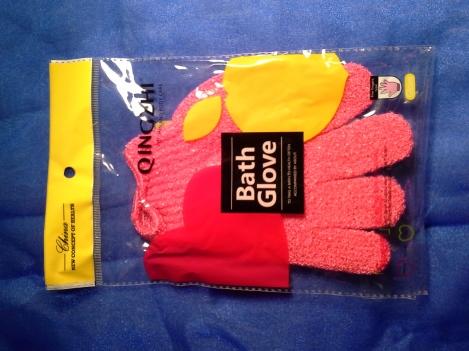 Wash glove