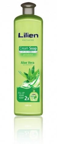 Cream Soap