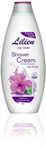Shower cream